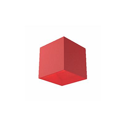 Arandela Cubo