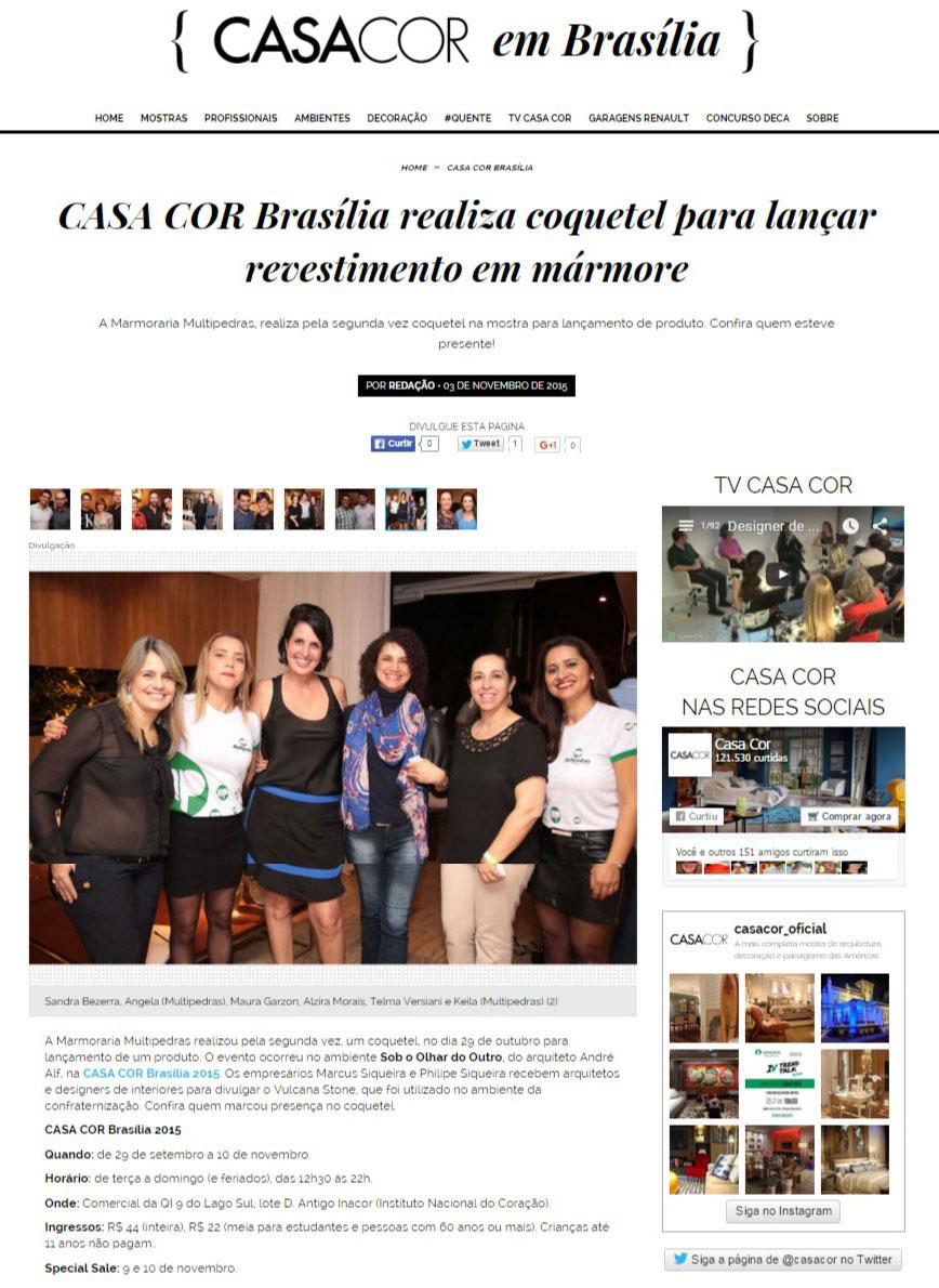 Casa Cor BSB
