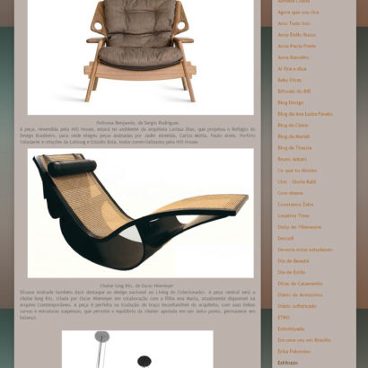 Blog Luxo Simples Assim