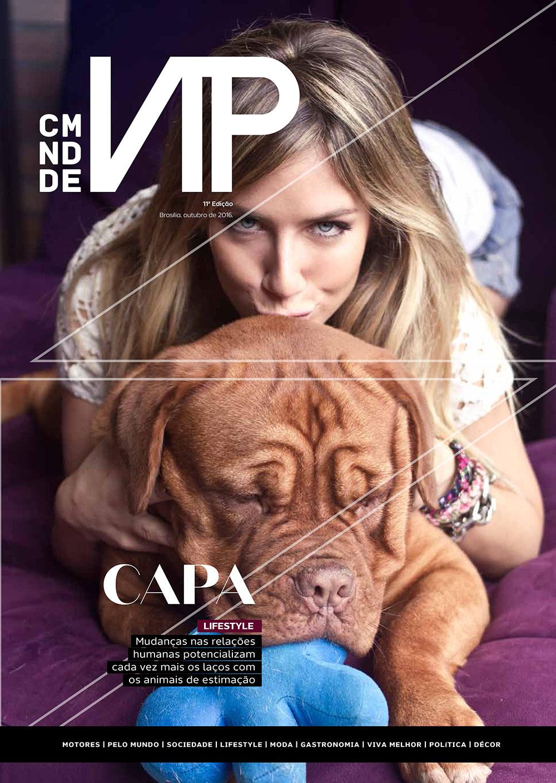 Revista Comunidade Vip