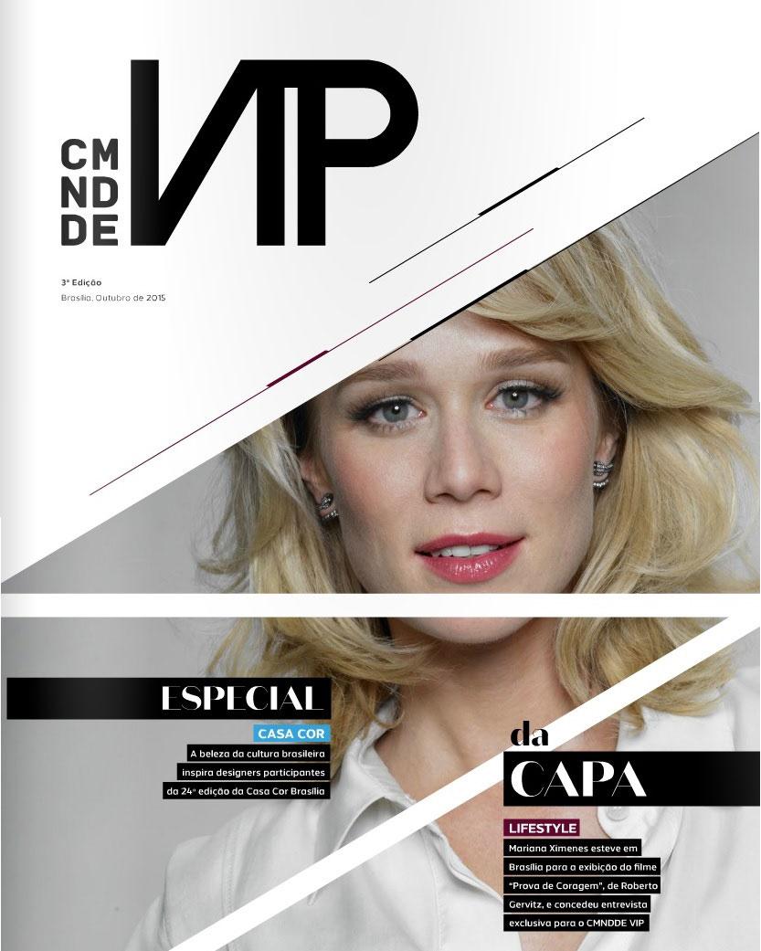 Revista CMNDE VIP