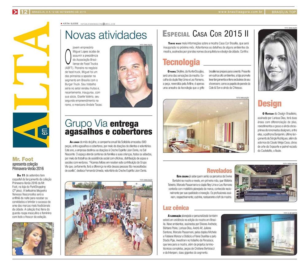 Jornal Brasília Agora
