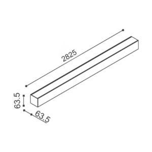 Plafon Vector 2825